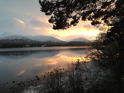 LochMorlich landscape